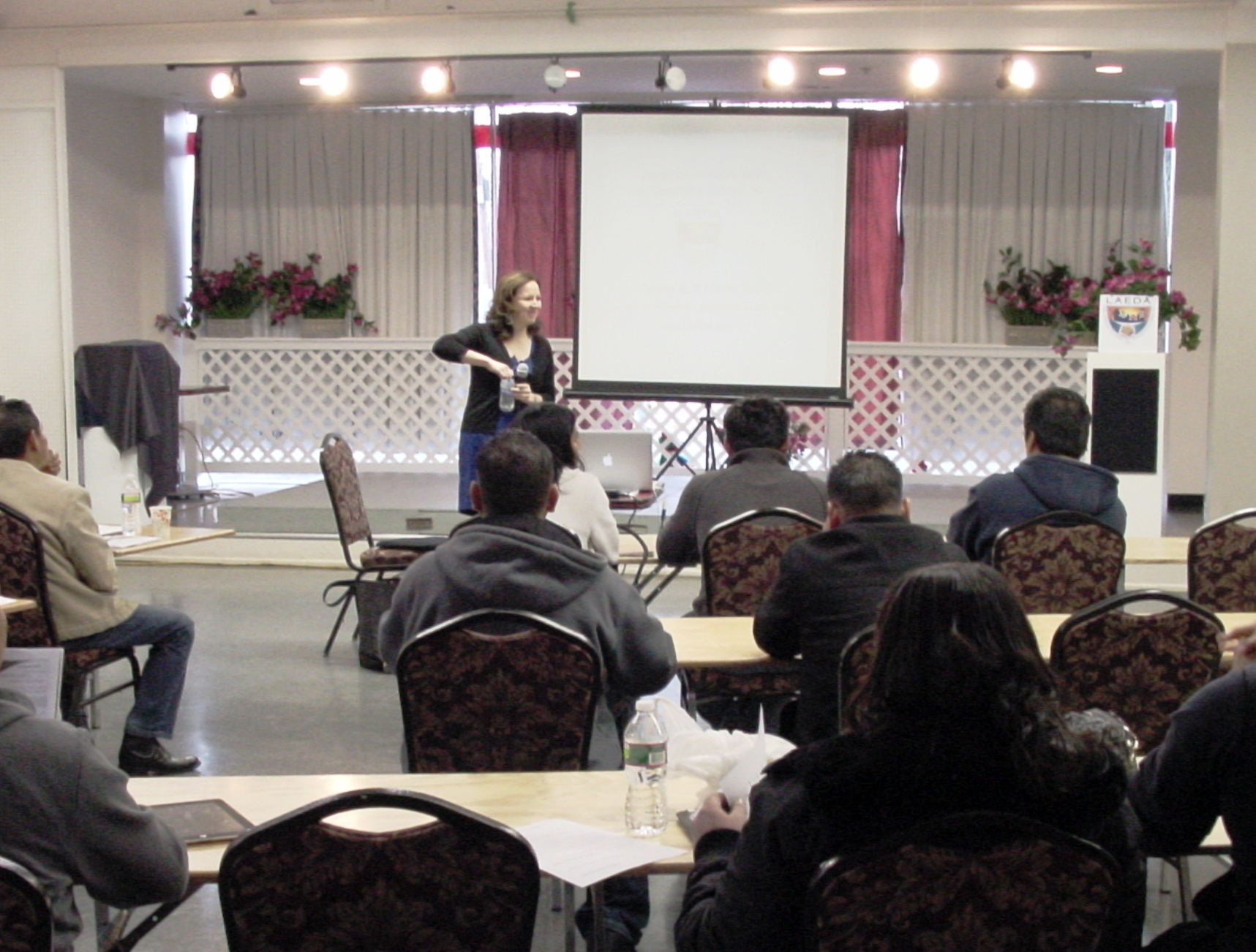 LAEDA's EDTP Quick Start Series en Español Kicks off in Bridgeton, NJ